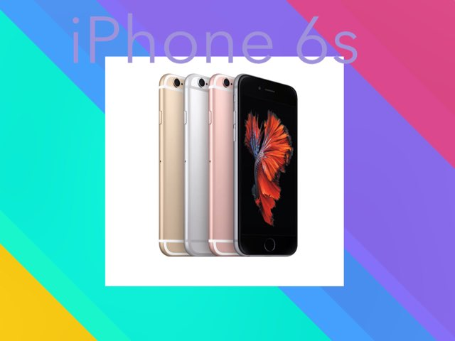 iPhone 6s  by خالد عبد السالم