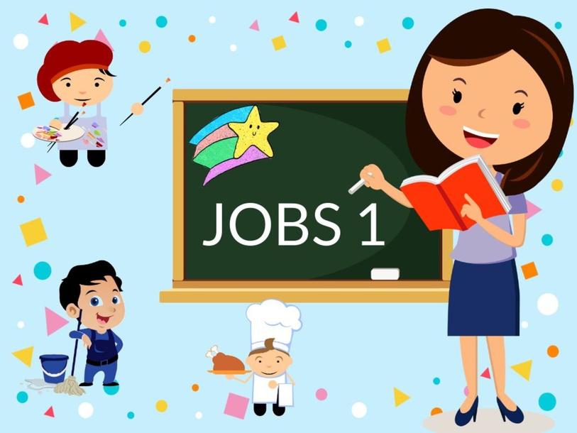 jobs 1 - 3 years old kids by VIR ZEG