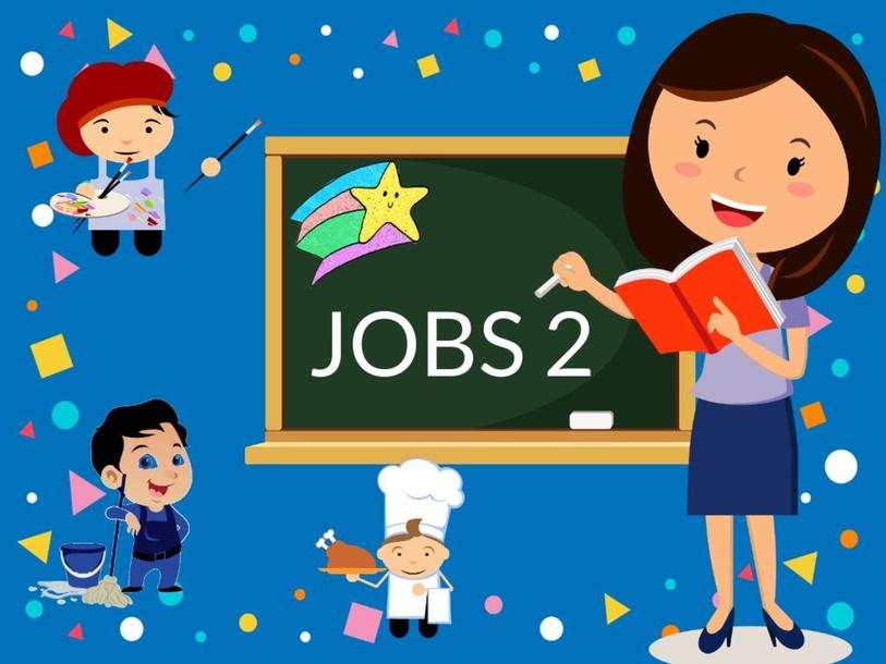 jobs 2 - 3 years old kids by VIR ZEG