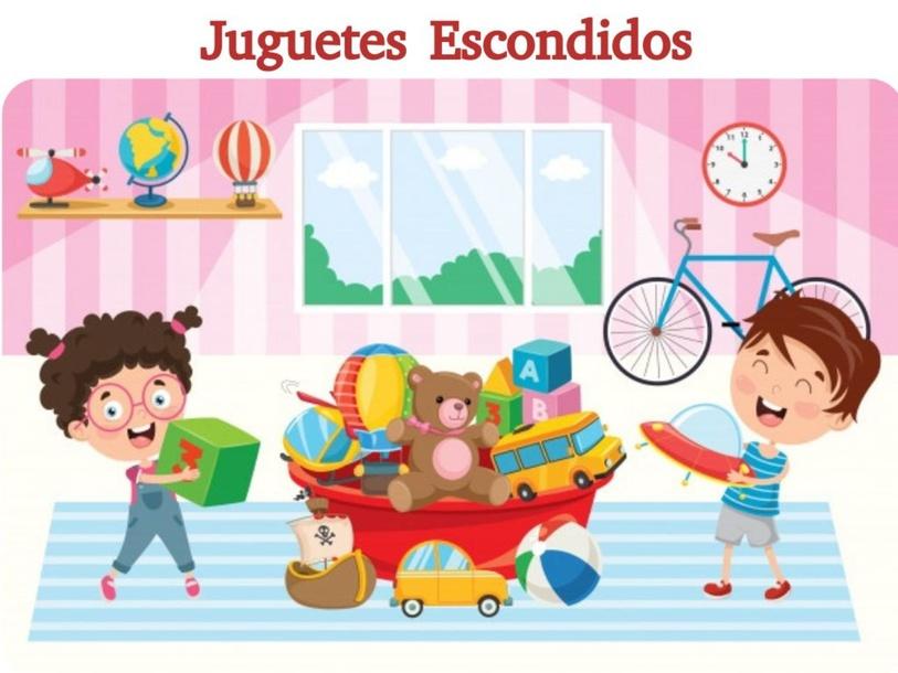 juguetes escondidos by Ivomme Valery Aliaga Saldaña