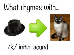 /k/ Rhymes by Madonna Nilsen