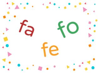 konsonan f by