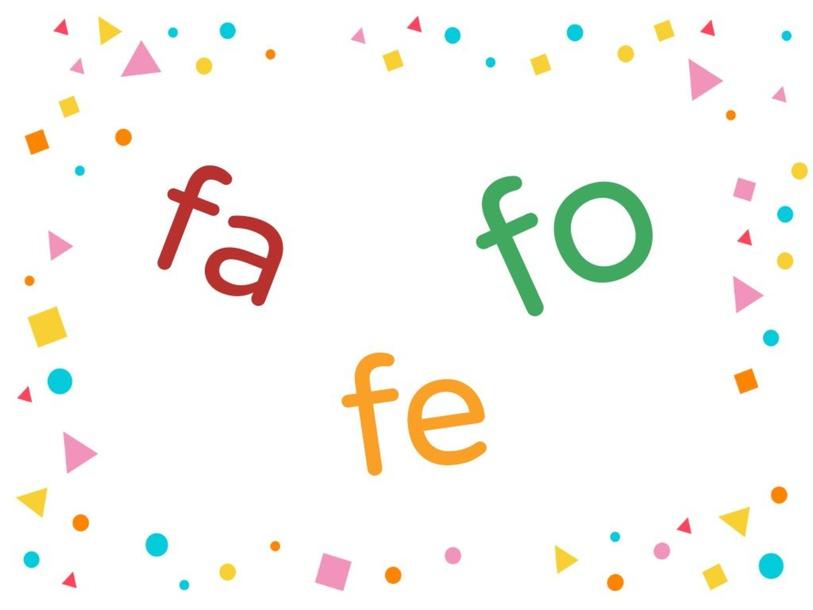 konsonan f by mslai416
