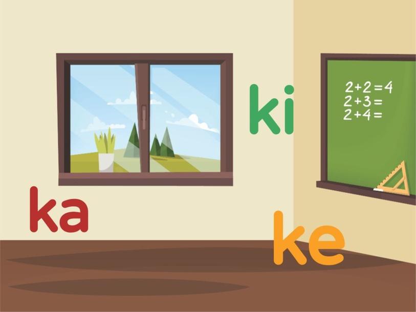 konsonan ka by mslai416