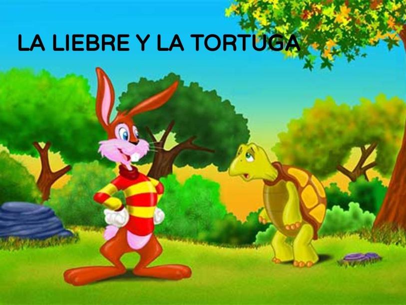 la liebre y la tortuga by valentina castro