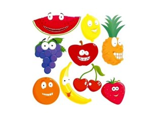 las Frutas by Sonia Almares