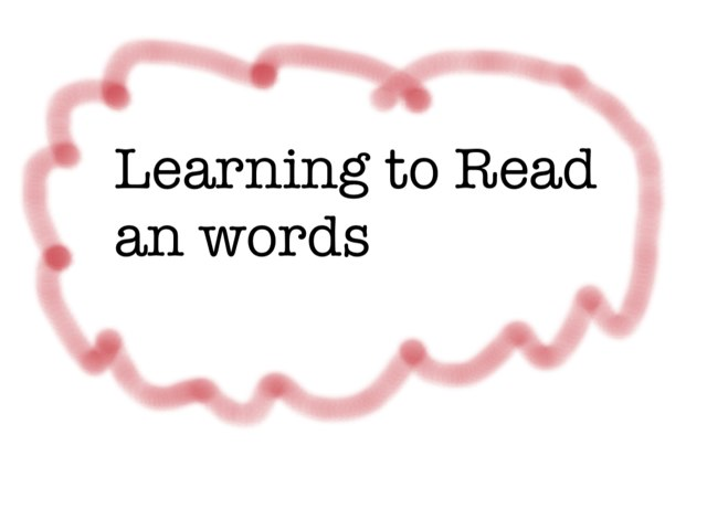 learn To Read An by Sarah Bosch