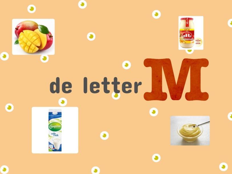lees je honger : de letter m by Patricia Kennes