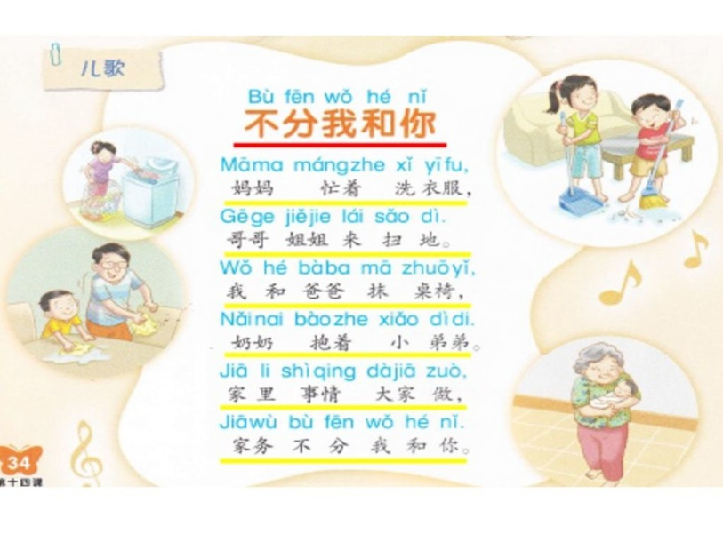 lesson 14  by Lin Laoshi