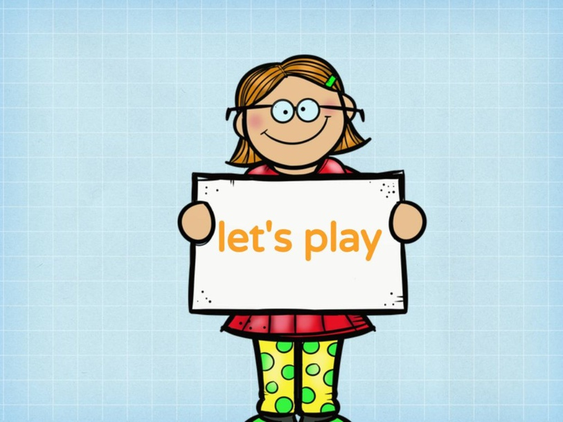 let's play by Tr .NAWAL AL GHAMDI