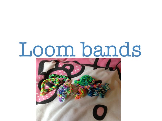 loom Band Game MAKE ONE! by Jas Brian