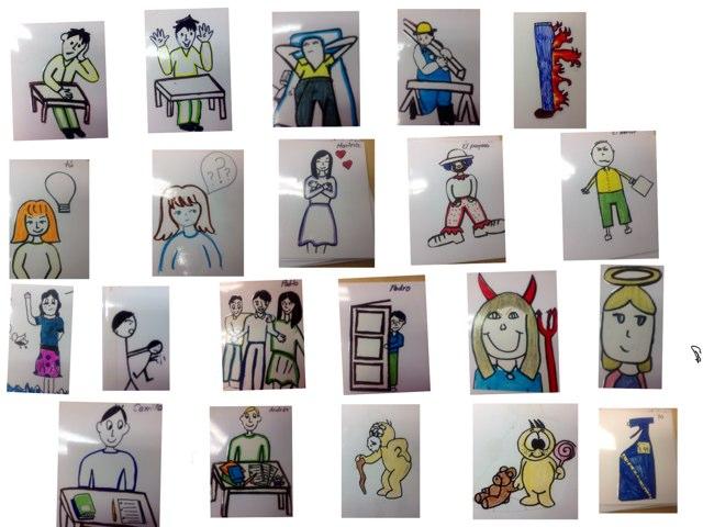 los adjetivos de personalidad by Mariela Triana