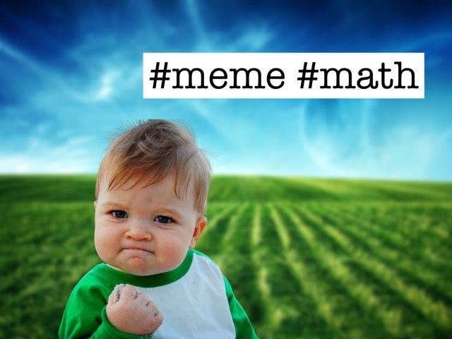 #meme #math by Pop Quiz