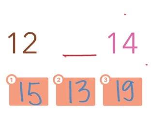 missing number 10-20 by dwi kartika