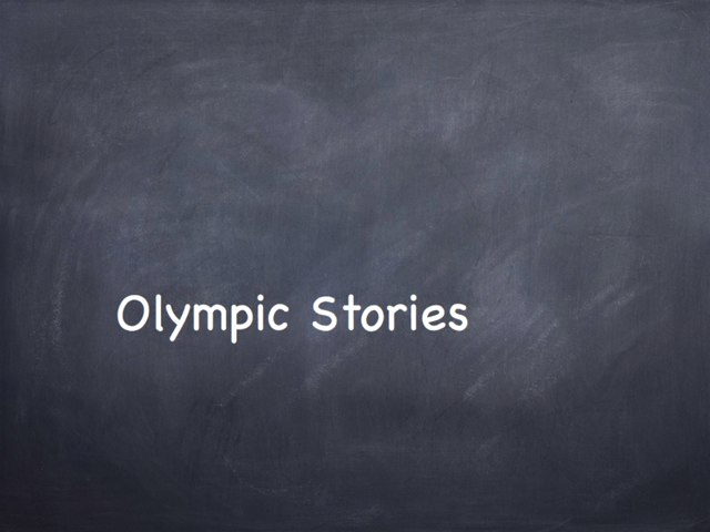 olympic Stories by Daniela Lyra