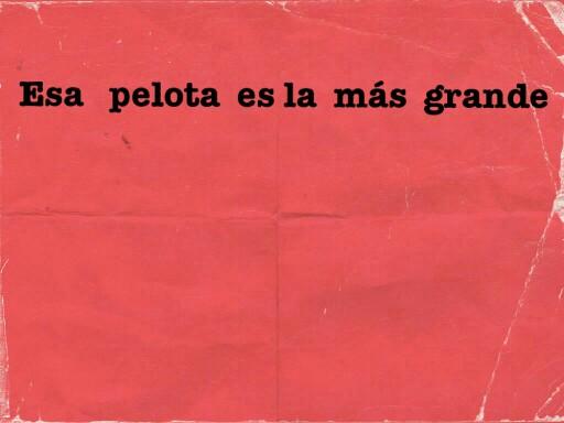 ordena by Ana Antonaya