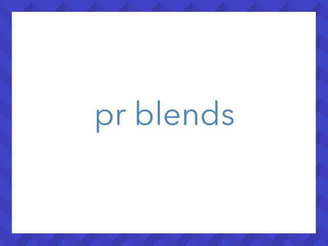 pr blends by Leslee DuPertuis