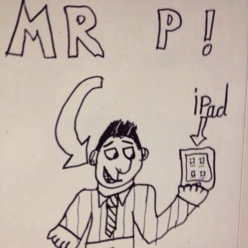 Mr Parkinson
