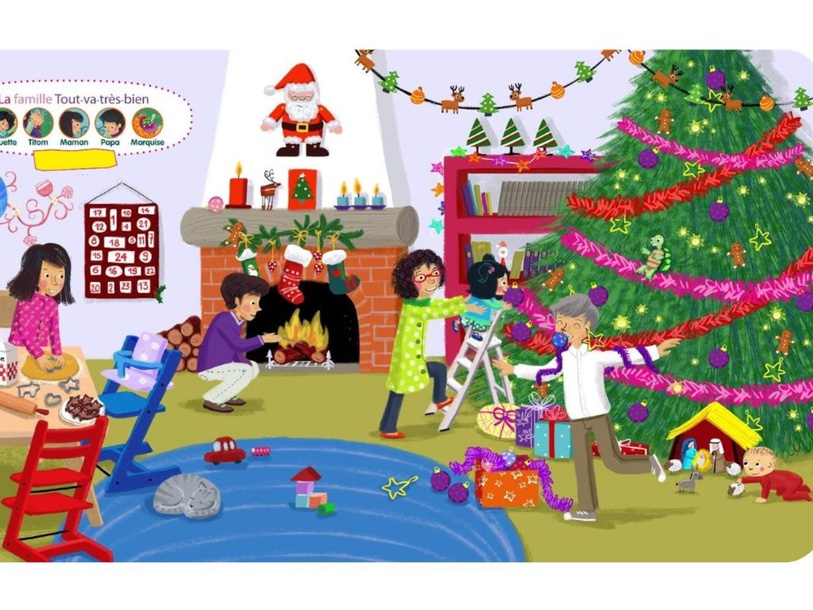 puzzel kerst by Andra Morhaye