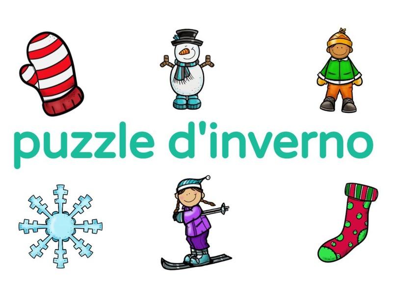 puzzle d'inverno by loredana celestre