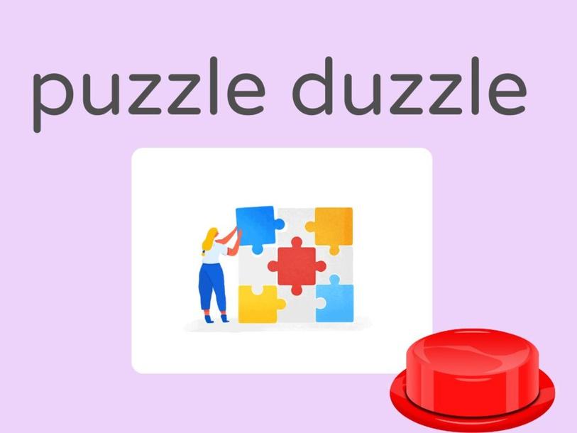 puzzle duzzle by LajonNique Andrews