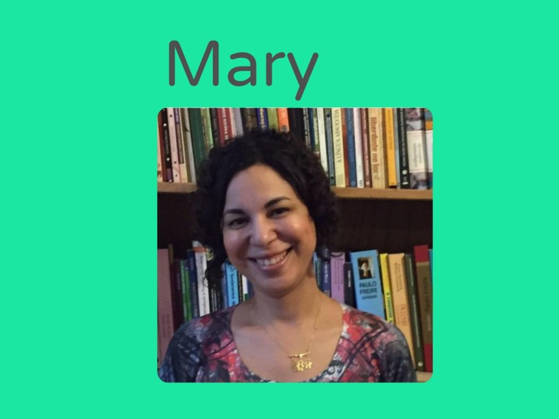 quem sou eu by Mary Andrioli