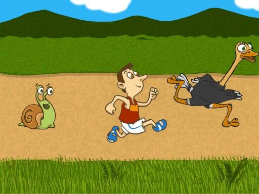 race by Danique De Roon