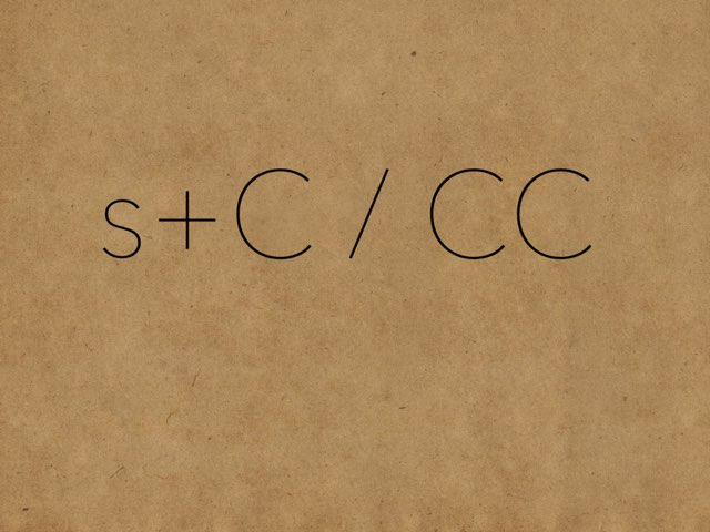 s+C & CC - www.MinKusineMaria.dk by Min Kusine Maria