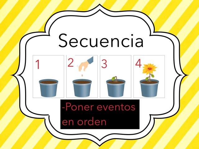 secuencia by Rosalva Correa
