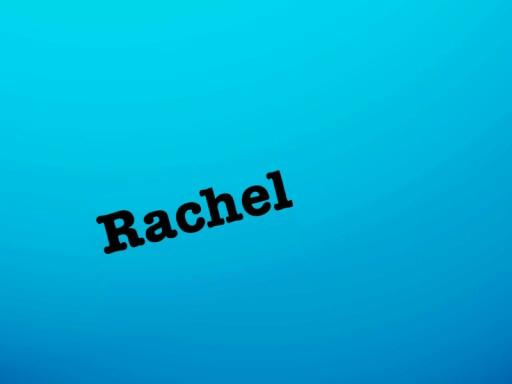 shape by Rachel White