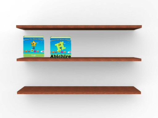 shelf by Kari Isenhour