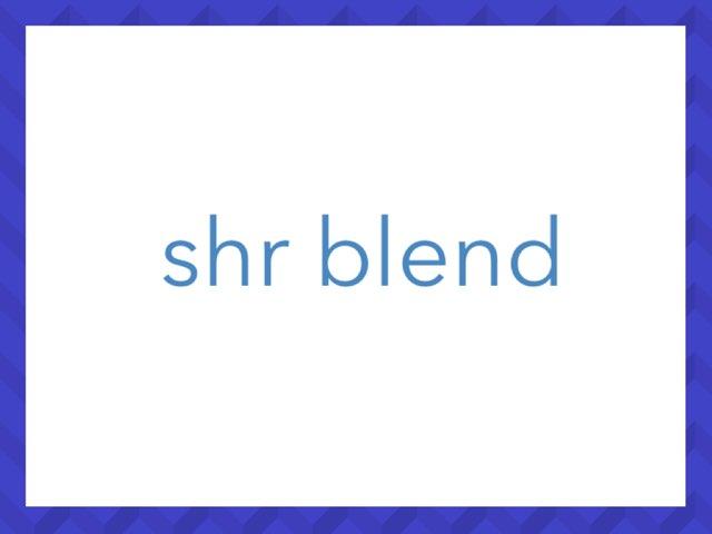 shr blends by Leslee DuPertuis