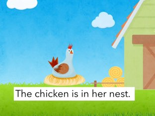 simple Sentences  by Nurture Learning & Development