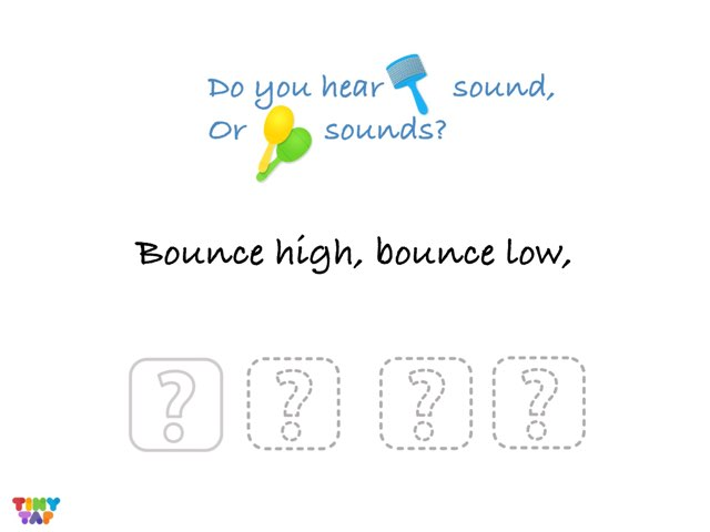 """#sounds-1, """"Bounce High"""" by Drew Kunkel"""