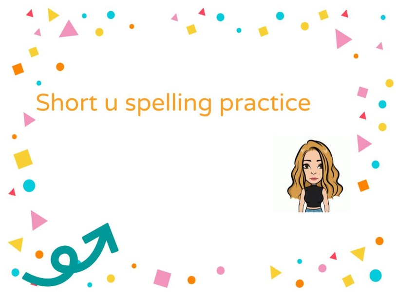 spelling practice by Karla Zapata