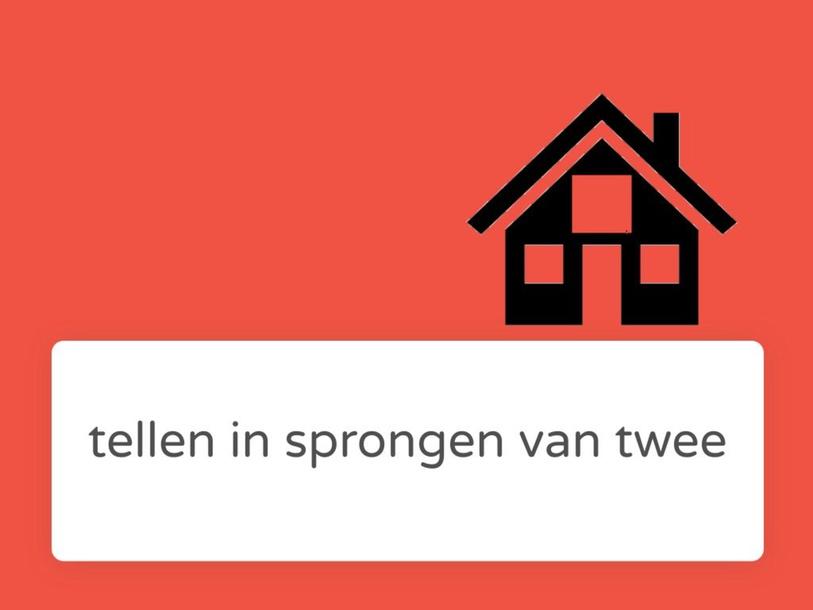 sprongen van 2 (1-20) by Ineke Meijers