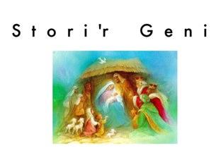 stori'r geni  by Alex Avoth