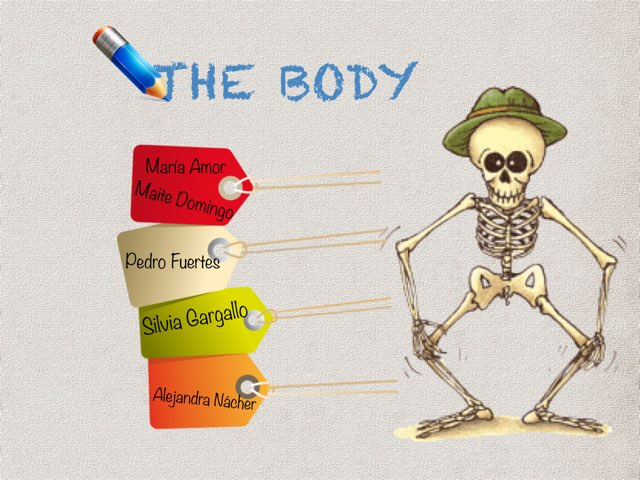 the body by maria amor parreño