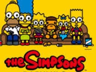 the simpsons by Jamie Patronage
