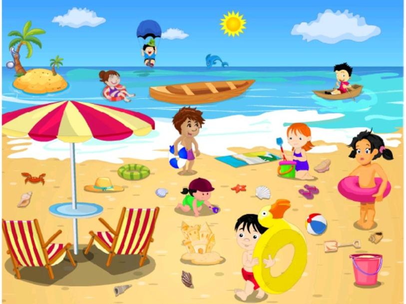 unit 1 : Di tepi pantai by Teacher Geetha