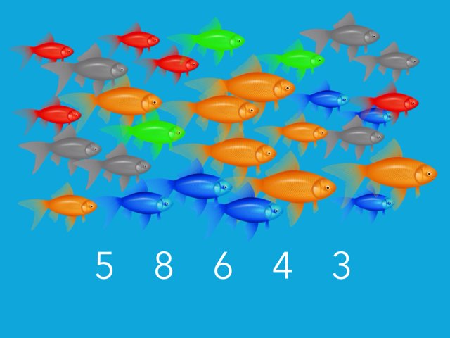 vissen tellen by Ciska 29