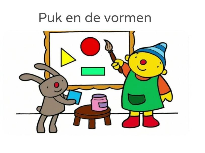 vormenspel met Puk by Marian van Roosmalen