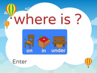 where is ? by Badriya Mohammed Alkharusi